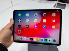 Apple iPad Pro with 11-Inch Display