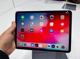 Apple iPad Pro with 11-Inch Display