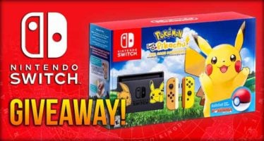 nintendo switch pokemon lets go console pikachu edition