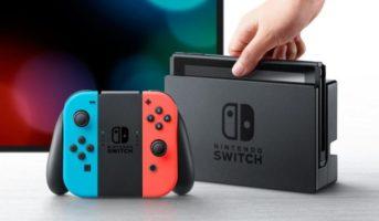 Nintendo Switch Giveaway header