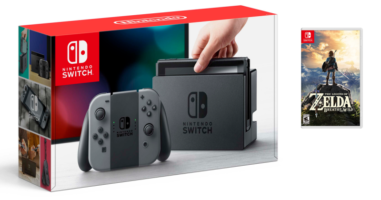 Nintendo Switch Console Giveaway header