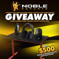 Gaming Desk, $500 Worth of Games, and more - Best Of Gleam Giveaways