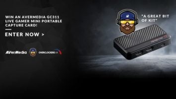 GC311 Live Game Mini Capture Card - Best Of Gleam Giveaways