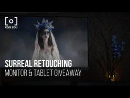 BenQ Monitor and Wacom Tablet Giveaway header