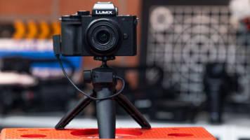 Panasonic LUMIX G100 4K Camera and More