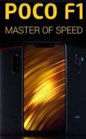 4x Xiaomi Pocophone F1 Smartphones Giveaway header