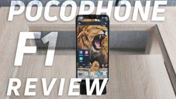 Pocophone F1 Smartphone
