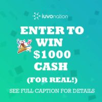 $1000 Cash - Best Of Gleam Giveaways