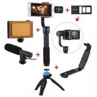 Smartphone Gimbal Stabiliser Bundle Giveaway header