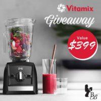 vitamix giveaway may 2019