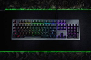 Razer Huntsman Mechanical Keyboard Giveaway header