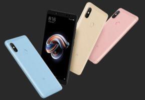 Xiaomi Redmi Note 5 Smartphone Giveaway header