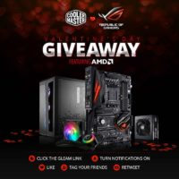 ASUS ROG and Cooler Master PC Hardware - Best Of Gleam Giveaways