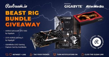 Beast Rig Bundle Giveaway header