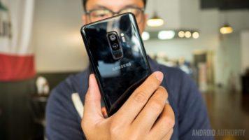 Samsung Galaxy S9 Plus Smartphone Giveaway header