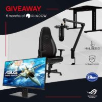 Asus VG278Q and other Gaming Prizes