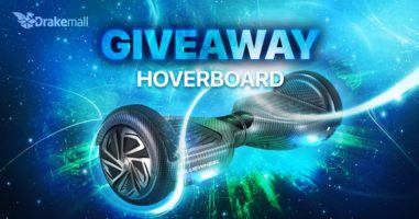 Hoverboard - Best Of Gleam Giveaways