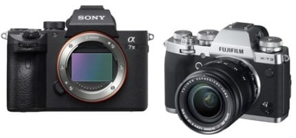 Sony A7iii (Body Only) or Fuji XT3 with 16-55 Lens - Best Of