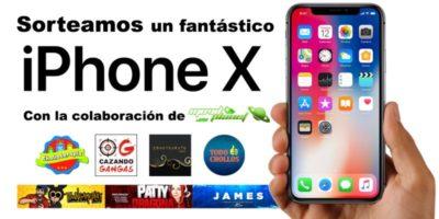 Apple iPhone X Smartphone Giveaway header