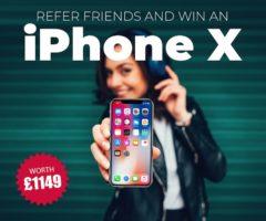 Apple giveaway uk