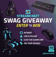 Ultimate Gaming Swag giveaway header