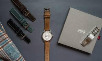 Oris Watch and Barton Watch Bands Gift Card