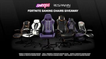 Respawn Fortnite Gaming Chairs
