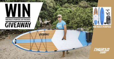 Thurso Surf Max Multi-purpose SUP Package
