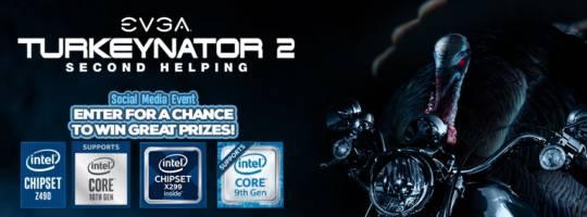 EVGA Gaming Hardware