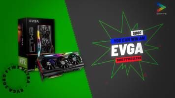 EVGA GeForce RTX 3080 FTW3 ULTRA GAMING GPU