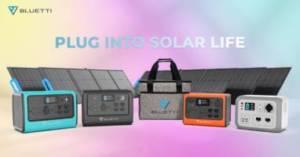 Bluetti Solar Power