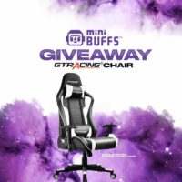 White GTRACING GT890M Gaming Chair