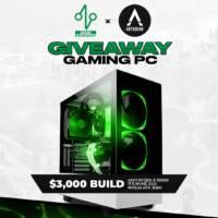 Gaming PC worth $3000