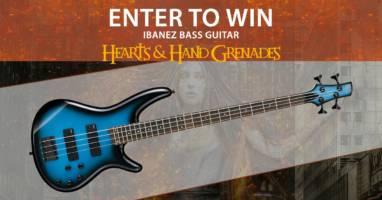 Ibanez SR250 Soda Blue Sunburst Bass Guitar