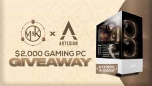 Gaming PC worth $2000