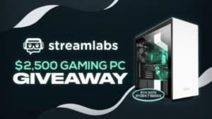 Gaming PC worth $2500