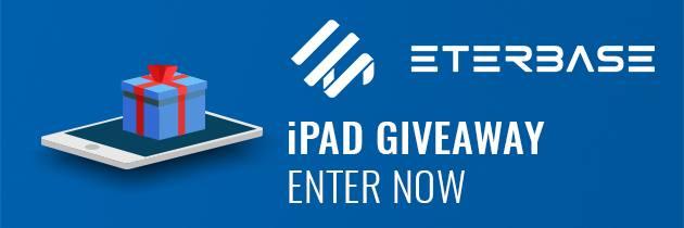Apple iPad International Giveaway header
