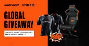AndaSeat Fnatic Premium Gaming Chair