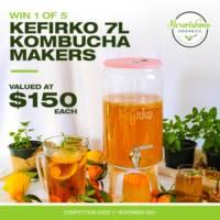 Kefirko Kombucha Maker