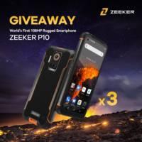 ZEEKER P10 Smartphone