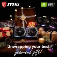 MSI GeForce GPUs and More