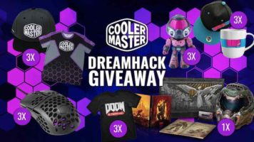 Cooler Master and DOOM Prizes