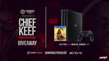 PS4 Pro and Mortal Kombat 11