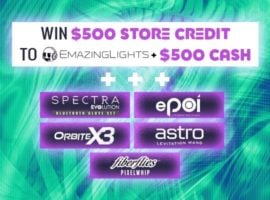 $500 Cash and $500 Store Credit