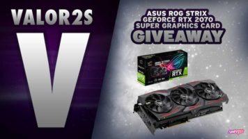ASUS ROG STRIX GeForce RTX 2070 SUPER Graphics Card