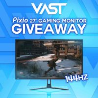 Pixio 27-Inch Gaming Monitor