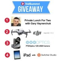 Apple iPad, DJI Phantom 3 Giveaway, and other prizes header