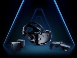 HTC VIVE Virtual Reality Headset Giveaway header