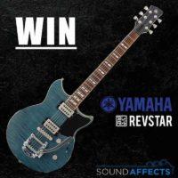 Yamaha Revstar RS720B Guitar