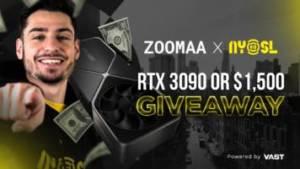 RTX 3090 GPU or $1500